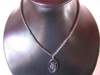 Amulettikaulanauha