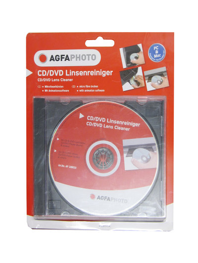 CD - DVD puhdistinlevy
