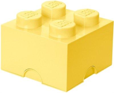 LEGO Säilytyslaatikko 4, keltainen