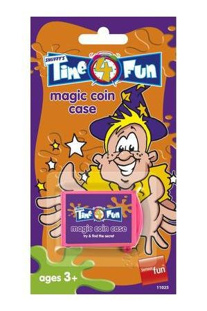 MAGIC COIN CASE Smiffys