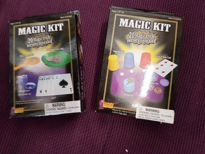 MAGIC KIT 20-TRICKS