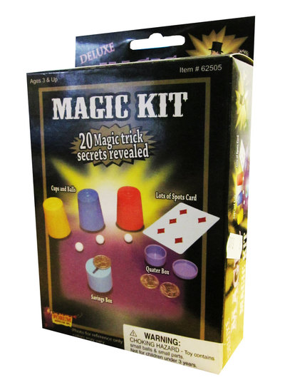 Magic Kit - Deluxe 62505