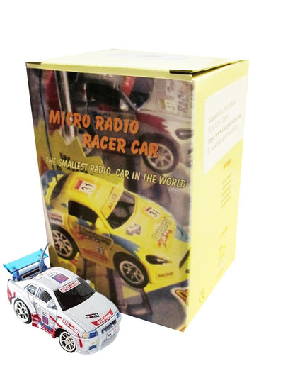 Mini Radio Car