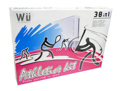 Nintendo Wii - Athletics Kit