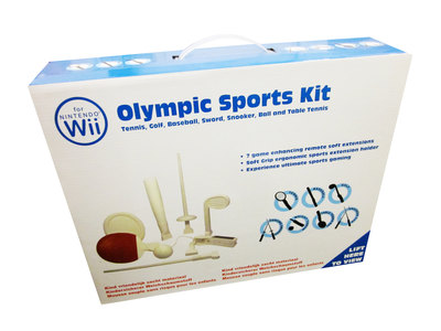 Nintendo Wii - Olympic Sports Kit