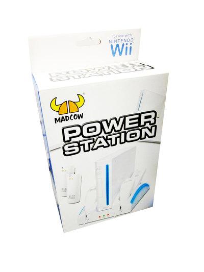 Nintendo Wii - latausasema