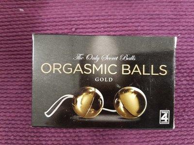 Orgasmic Balls GOLD