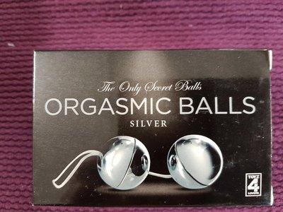 Orgasmic Balls SILVER