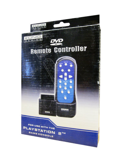 Playstation 2 Kauko-ohjain