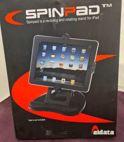Spinpad-teline iPadille