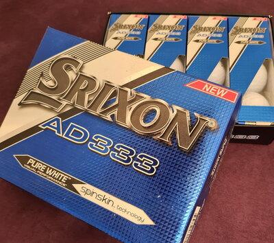 Srixon AD333 -golfpallot