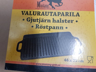 Valurautaparila