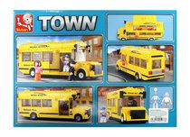 Sluban kaupunki - Koulubussi